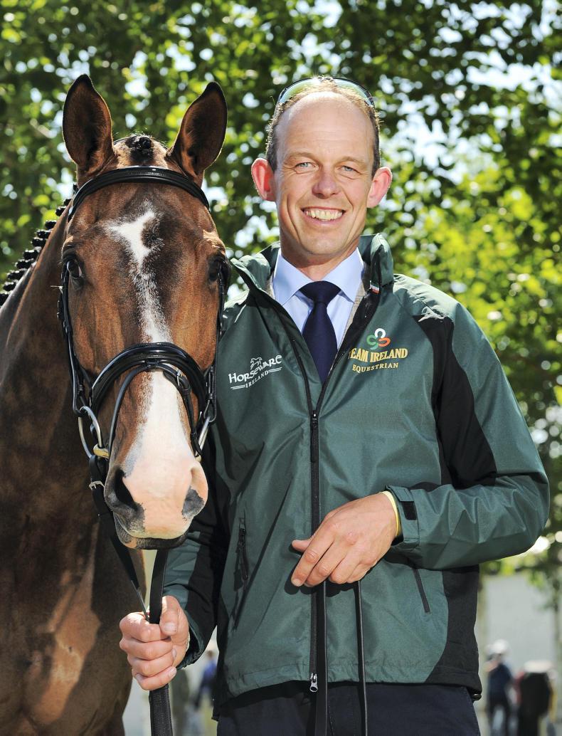 BREAKING NEWS: Jonty Evans has secured Cooley Rorkes Drift