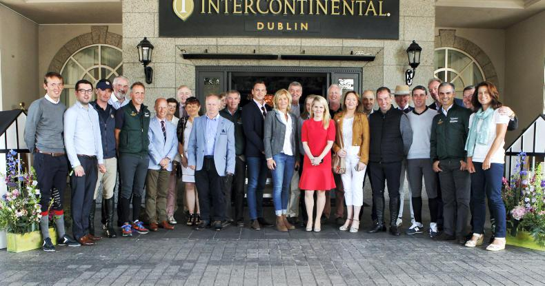 Readers have 'Breakfast with the Stars' in the Intercontinental Hotel