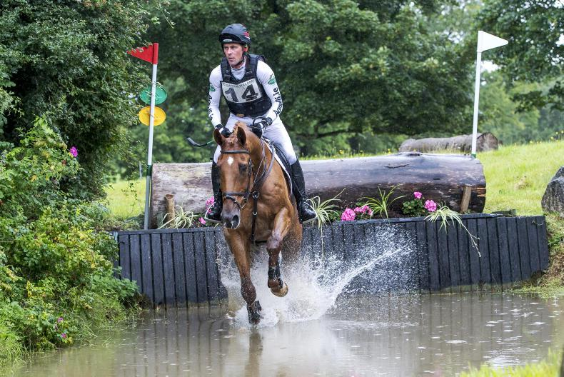 EVENTING:   Electric Cruise win icing on the cake for Murphy