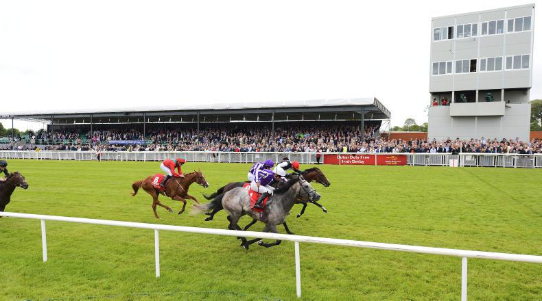 Curragh to open in-field on Irish St Leger day