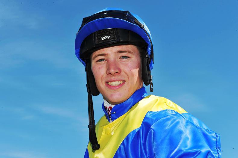Colin Keane has champion jockey aspirations