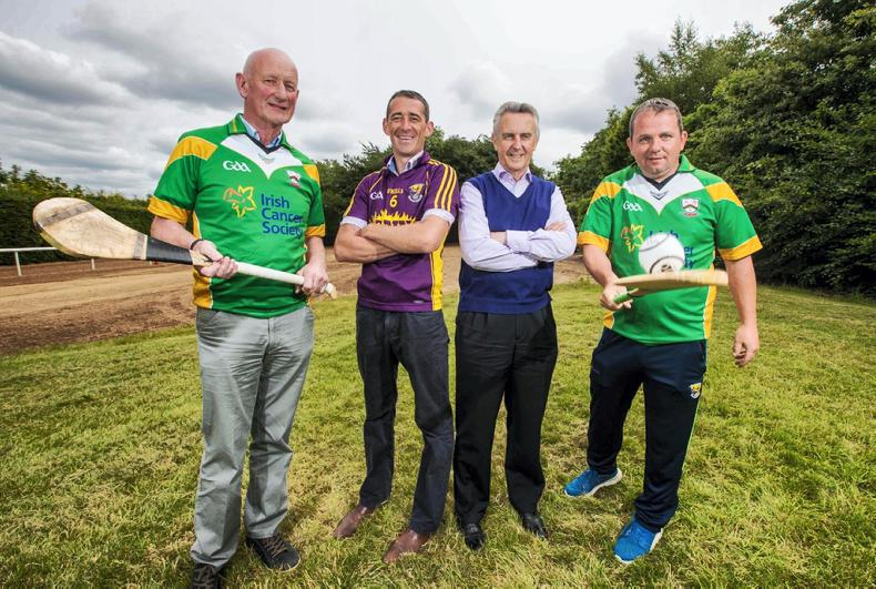 HURLING FOR CANCER: Davy Fitzgerald and Brian Cody go head to head