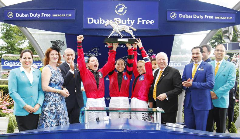 MONDAY OUTLOOK: Shergar Cup-type event is worth a go in Ireland