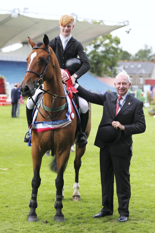 DUBLIN HORSE SHOW 2017: Thrill for Goggins in Main Arena
