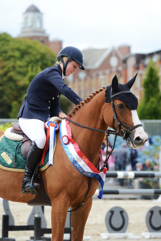 DUBLIN HORSE SHOW 2017: Rankin awarded young rider bursary