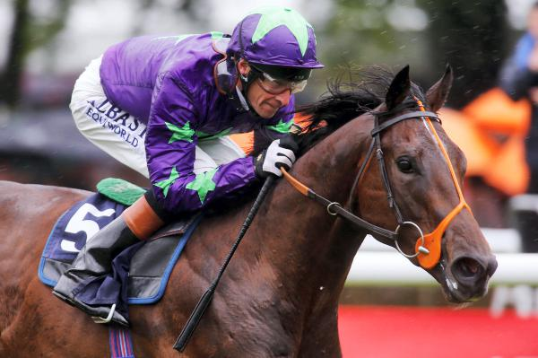 Ivawood fast enough to win the 2000 Guineas