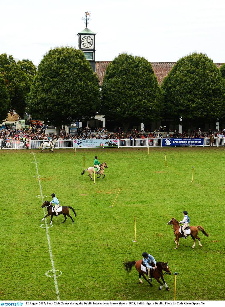 DUBLIN HORSE SHOW 2017: Carlow on a roll
