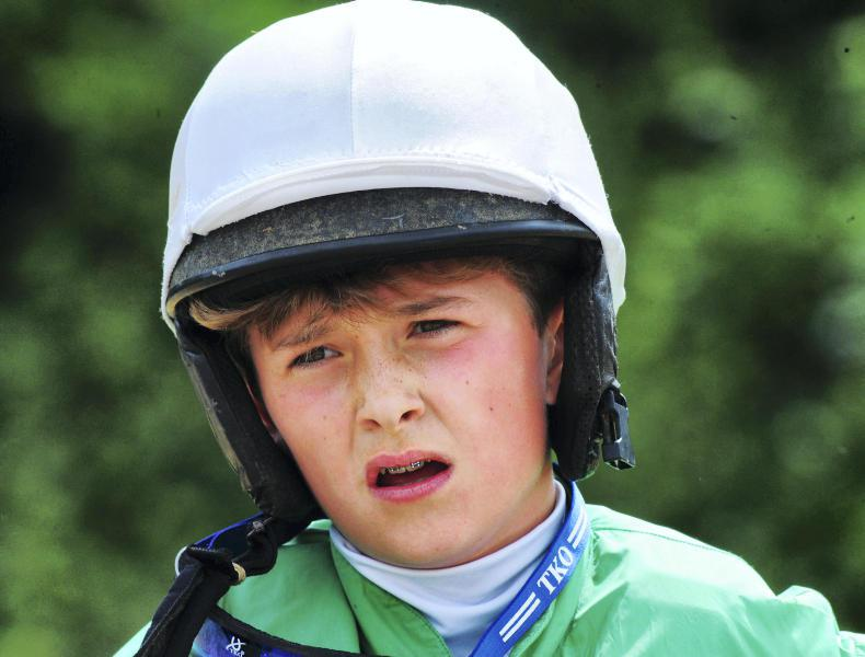 PONY RACING: Sheehy takes Allihes four-timer