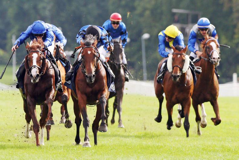 GERMANY: Dschingis Secret could be Arc-bound