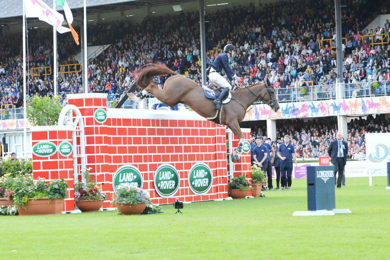 MARGIE McLOONE: Magnificent Puissance win for Megahey