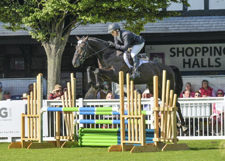 DUBLIN HORSE SHOW 2017:  All eyes on Brookfield Cavalier Cruise