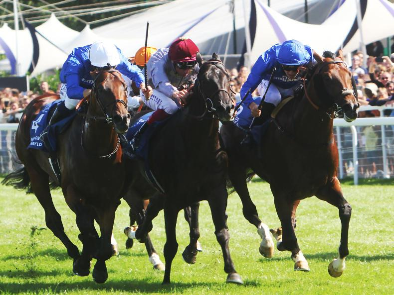 FRANCE: Al Wukair edges it in a thriller
