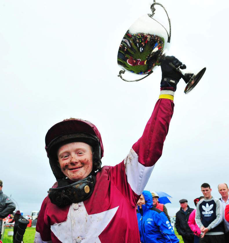 HORSE AND PONY RACING:  Ewing lands the Dingle Derby