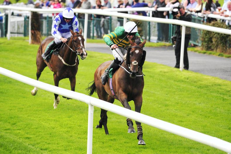 DOWNPATRICK SUNDAY: O'Brien continues in sparkling form