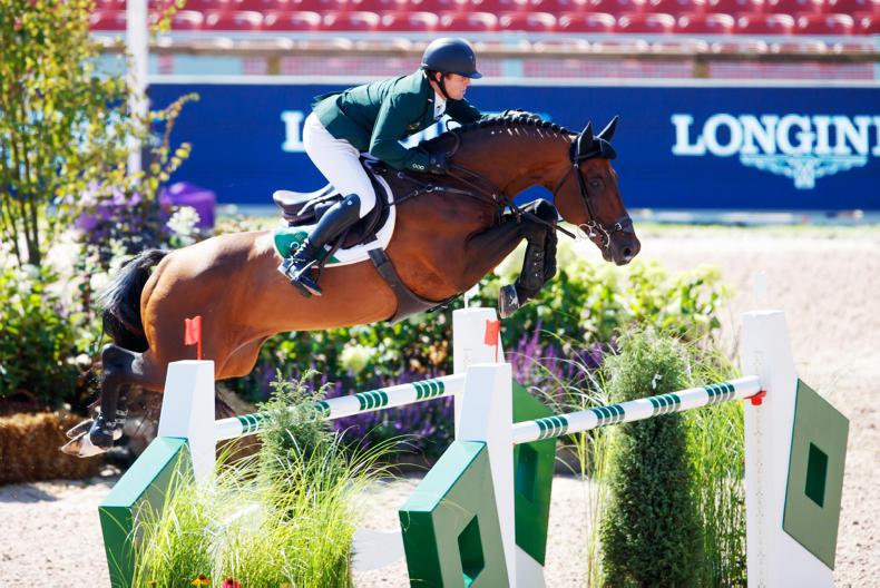 Team Ireland fourth after first qualifying round at European Championships