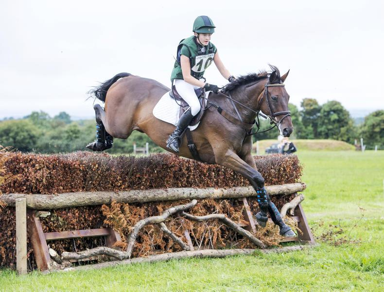 EVENTING:  Convincing win from Master Swatch