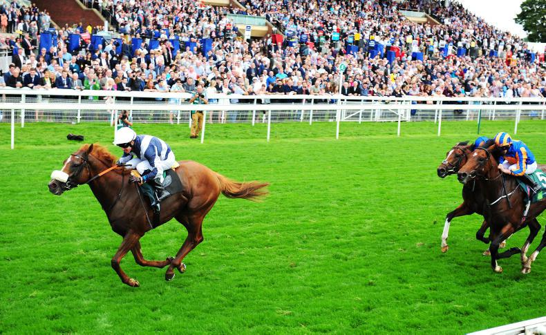 Ulysses on top in International thriller at York