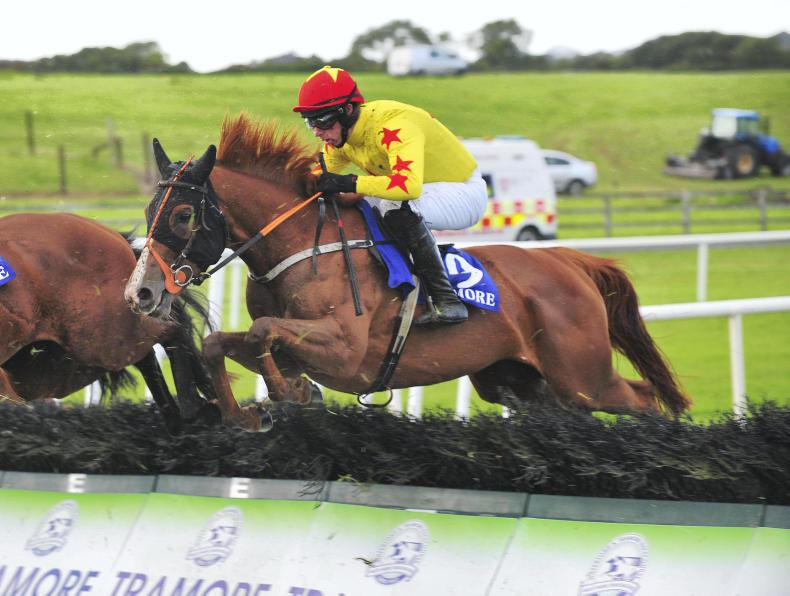 TRAMORE FRIDAY: Touch Of Gold back on top