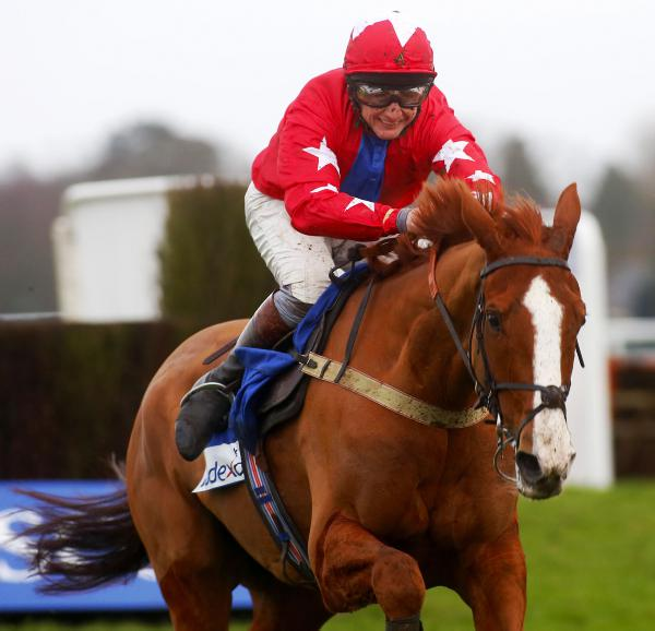 Another slow time win for Sire De Grugy