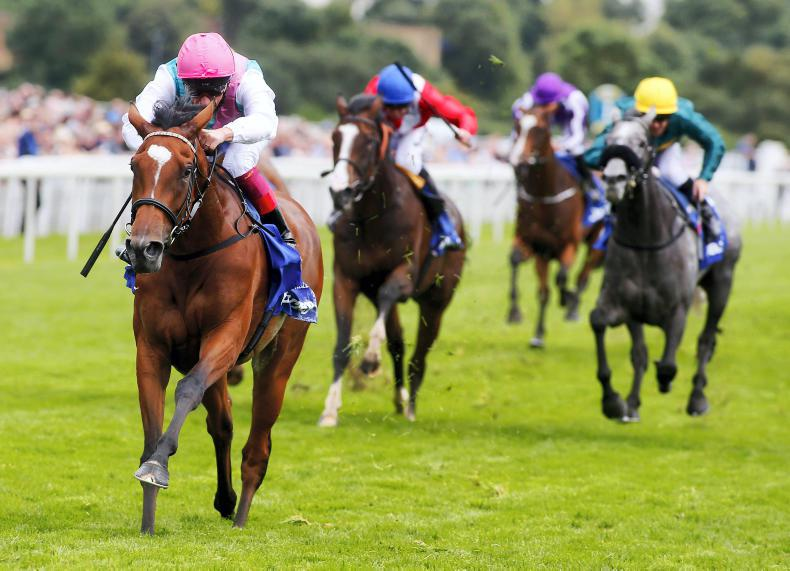 BRITAIN: Easy for Enable and now next stop Chantilly