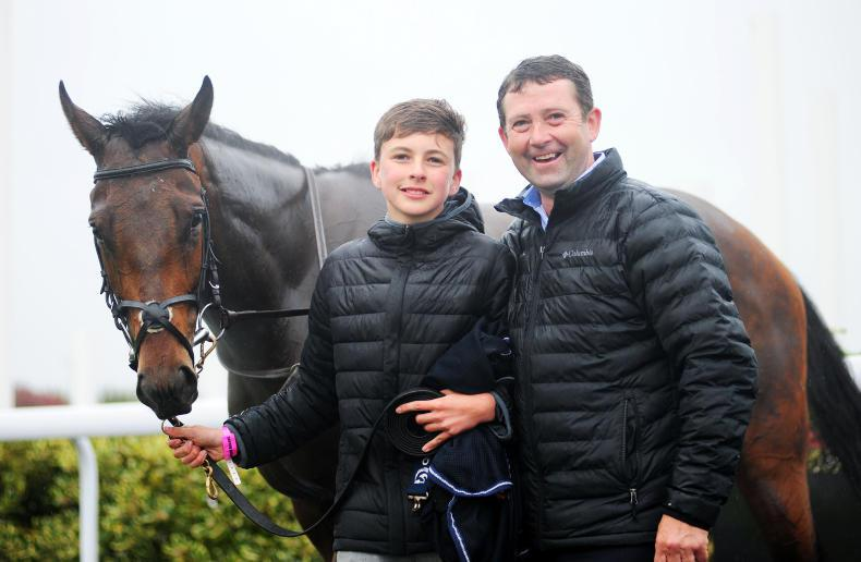 TALKING TRAINER: Perseverance the key for up-and-coming O'Dwyer