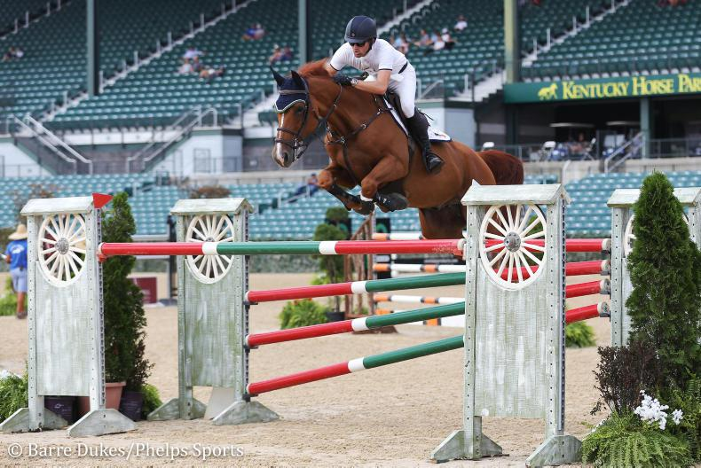 INTERNATIONAL: O'Regan wins $40,000 Grand Prix