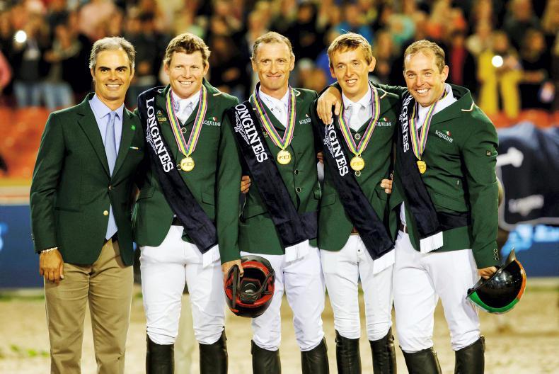 Ireland crowned European Champions in Gothenburg