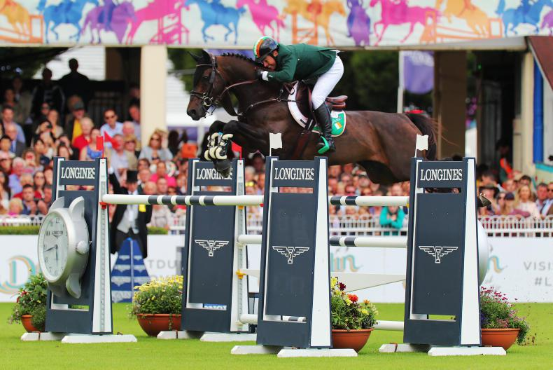 Longines sign long-term title partnership with FEI Nations Cup Jumping