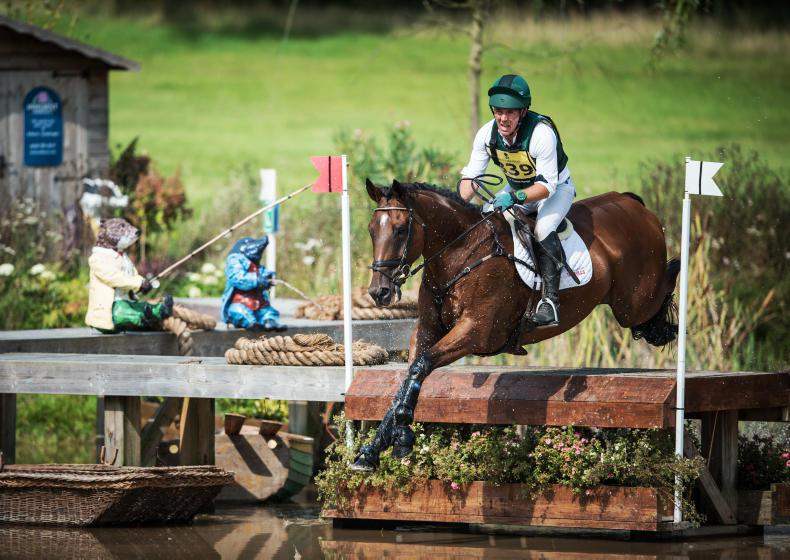 INTERNATIONAL: O'Connor wins at Wellington Horse Trials