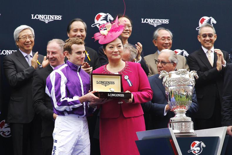 HONG KONG: €123 million in prize money to be won