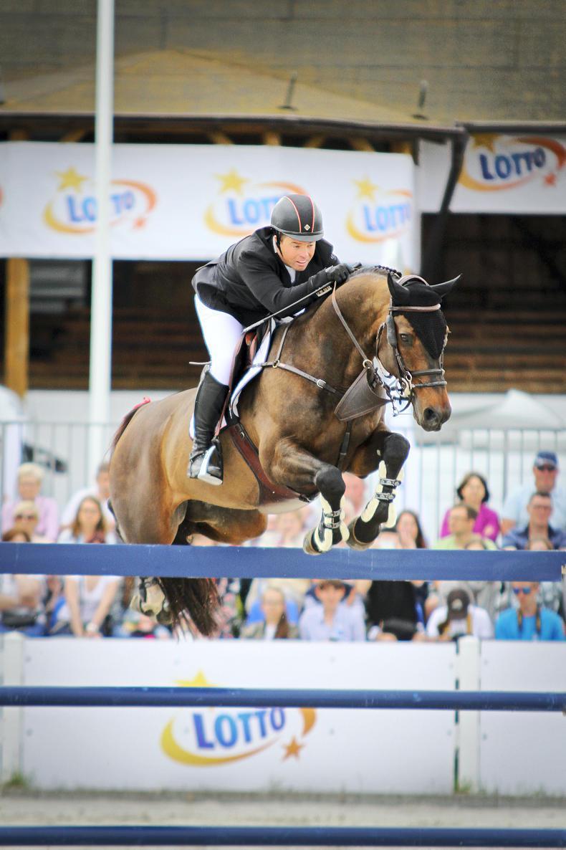 INTERNATIONAL: O'Connor second in Rotterdam Grand Prix