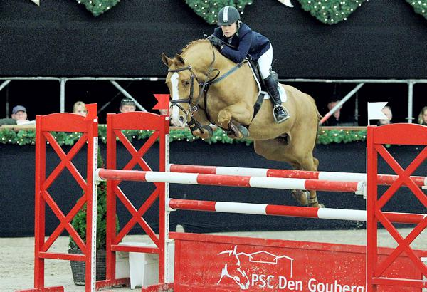 Allen placed in Dutch Grand Prix