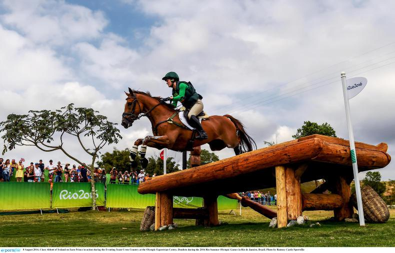 LISTEN: Clare Abbott at Burghley Horse Trials