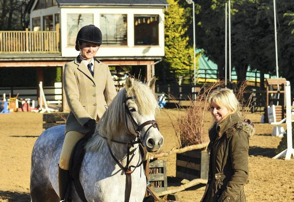 Bell gives clues to HOYS success