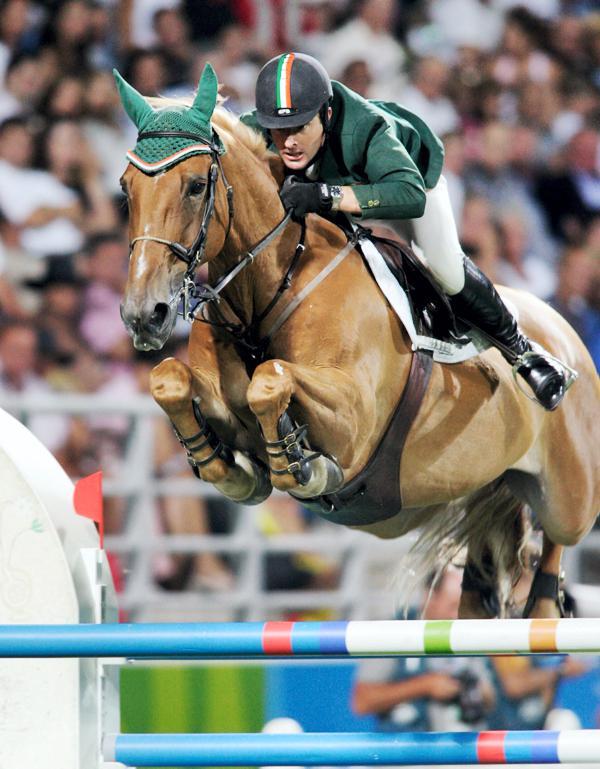 Irish show jumping star Carling King passes away