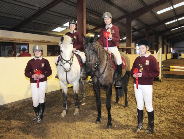 Ballymahon Vocational claims the open spoils