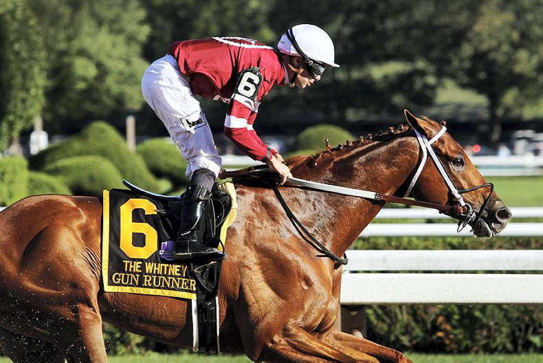 AMERICAN PREVIEW: Coast is clear for Gun Runner