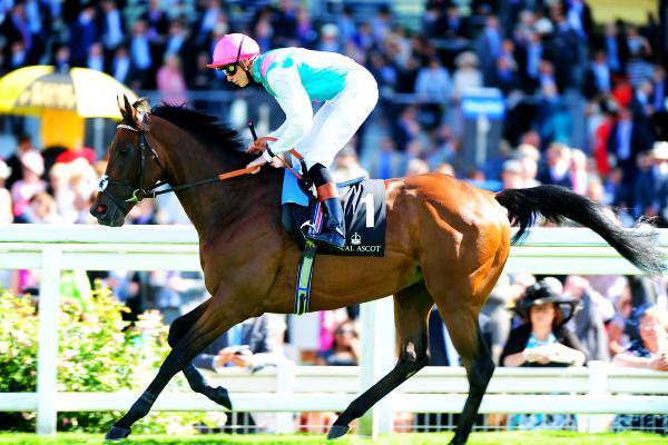 Kingman's blistering speed at Royal Ascot