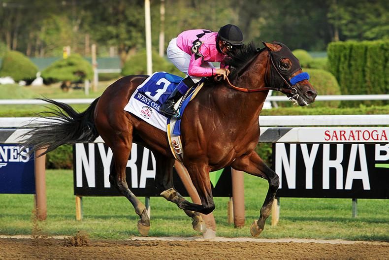 AMERICA: Top class Travers goes West