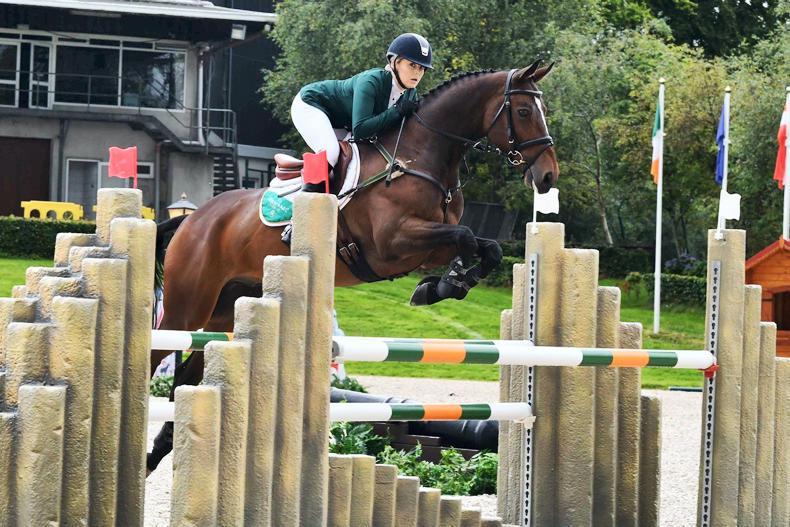 MILLSTREET INTERNATIONAL:   Reenmore Duke delivers for O'Keefe