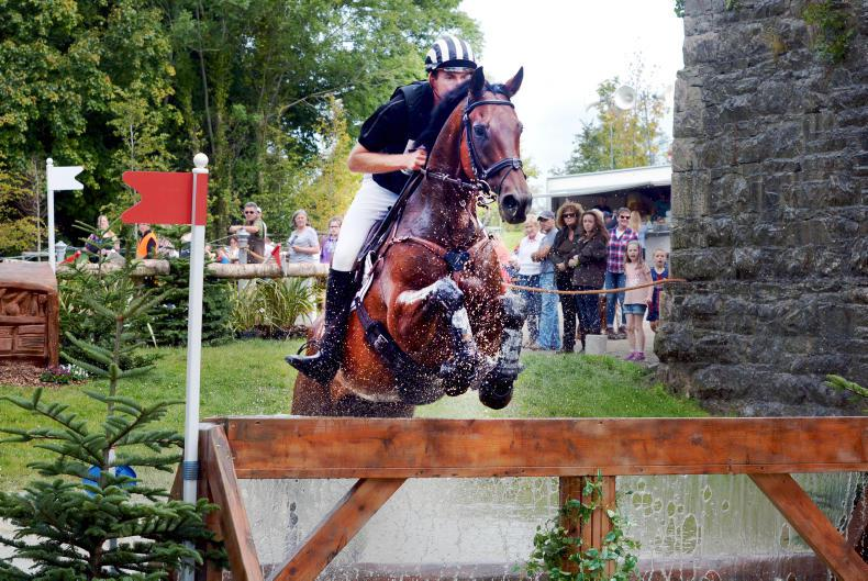 MILLSTREET INTERNATIONAL:  Amsterdam 21 bounces back to win for Campbell