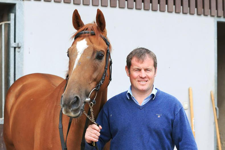 TALKING TRAINER: ANDY OLIVER