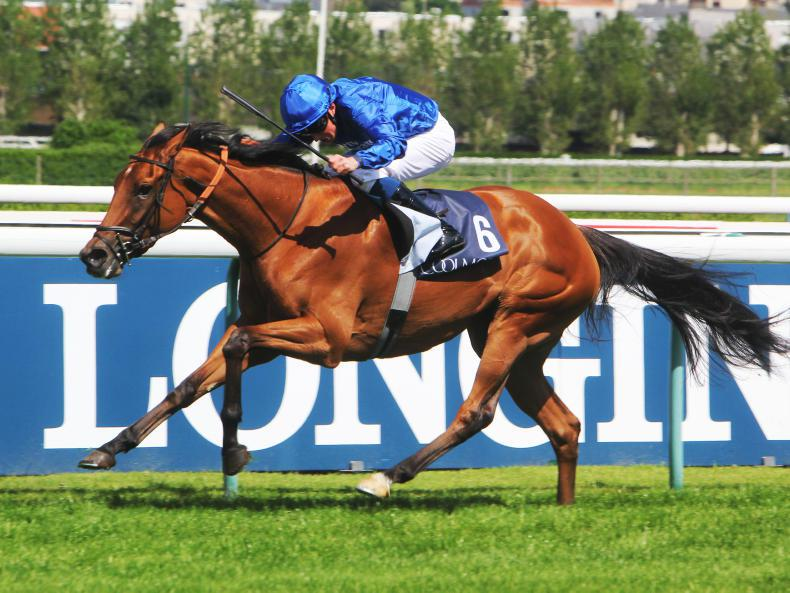 FRANCE: Marmelo Arc-bound after Kergorlay win