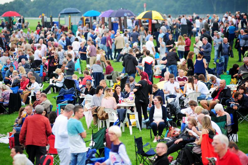 RACECOURSE ATTENDANCE:  Marketing the thoroughbred industry