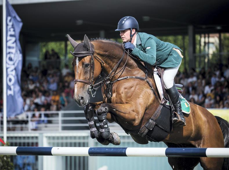 INTERNATIONAL: Ireland third in Gijon