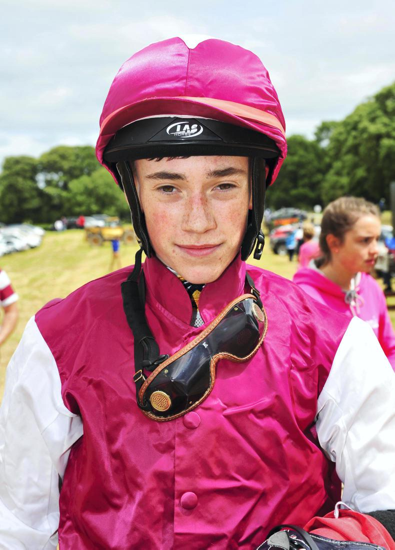 HORSE AND PONY RACING: Browne-McMonagle maintains title challenge