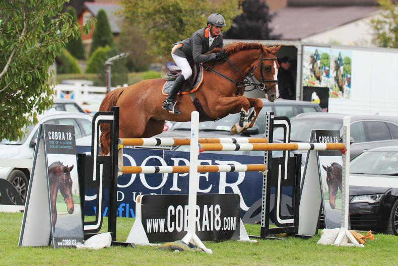IRISH BREEDERS CLASSIC: Connors claims final