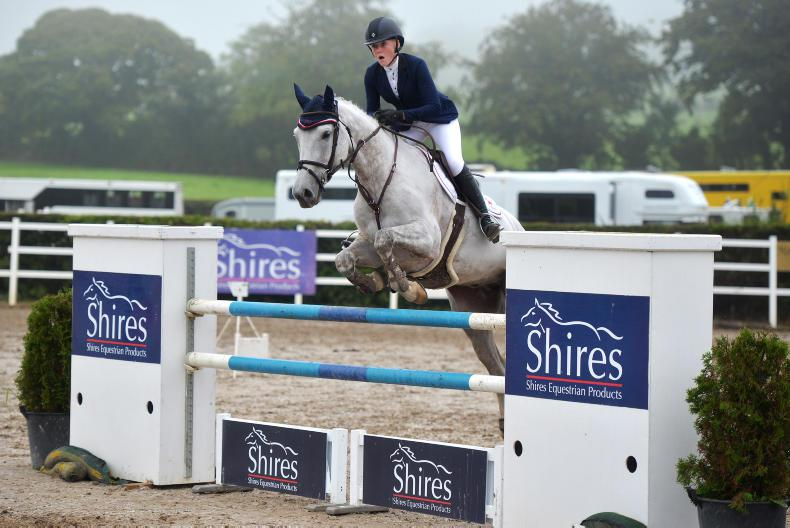SHOW JUMPING: Biedron a Wizard in 1.20m final