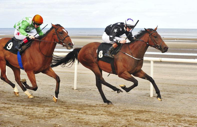 Colin Keane bolsters Championship bid with quickfire double at Laytown