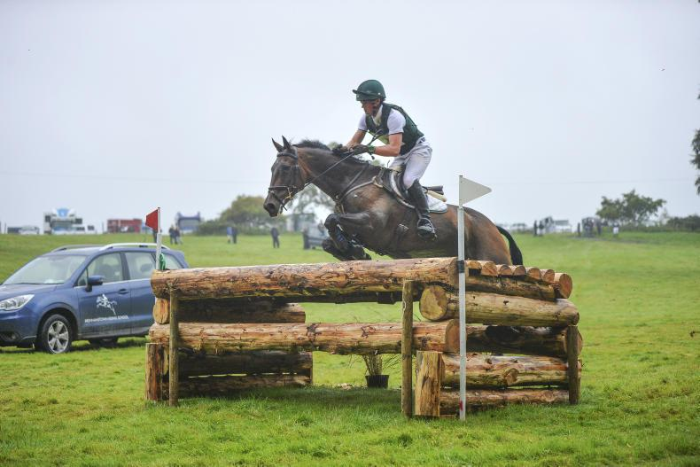 EVENTING:  Watson wins last leg of Superleague